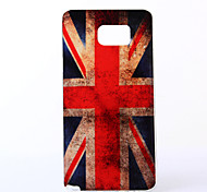 british-Muster-TPU weiche Tasche für Samsung Galaxy S6 Kante sowie