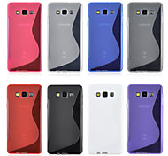 Angibabe Ultra Thin Phone Case For Samsung Galaxy A7 ABCASE-SSA7-3 (Assorted Color)
