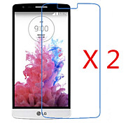 (2 Pcs) High Definition Screen Protector Flim for LG G3 Mini/LG G3 Beat
