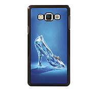 Glass Slippers Design Aluminum High Quality Case for Samsung Galaxy A3/A5/A7/A8