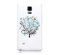 Tree TPU Soft Back Case for Samsung Galaxy Note 5/Note 5 Edge/Note 3/Note 4