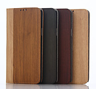 Flip Case Wallet Case Grain Lie Fallow PU  Mobile Phone Shell for Samsung Note5 Assorted Colors