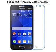 5PCS Ultra Thin HD Transparent Anti-Scratch Screen Protector Film For Samsung Galaxy Core 2 G3559