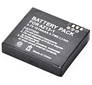 1010mah batería de repuesto li-ion para Xiaomi yi