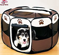 Portable Folding Tent Design Safe Rail for Pets Dogs and Cats (Assorted Sizes)