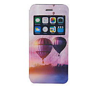 Scented Hot Air Balloon Pattern Windows Phone Holster for iPhone 6