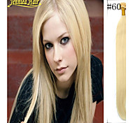 Wholesale 18-28 Inch 1g/s 50g/set Straight Keratin Nail Tip U shape Hair Extension For Beauty In Stock
