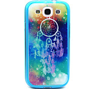 Star Dreamcatcher Pattern TPU Acrylic Soft Case for Samsung Galaxy S3/ Galaxy S4/ Galaxy S5/ Galaxy S6/ Galaxy S6 Edge