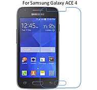 5PCS Ultra Thin HD Transparent Anti-Scratch Screen Protector Film For Samsung Galaxy ACE 4