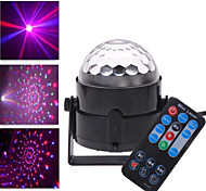 LT- Black with Remote Control LED RGB Red  Laser Projector