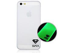 Super-Muster Lichttelefonkasten rückseitigen Abdeckung für iphone5c