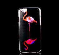 Flamingos Pattern Cover for iPhone 6 Plus Case for iPhone 6 Plus