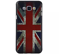 Union Jack  Pattern PC Hard Case For Galaxy A8