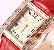 Ladies' Han edition watch Square fashion watches