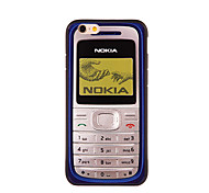 NOKIA mobile phone Pattern PC Hard Case for iPhone 6