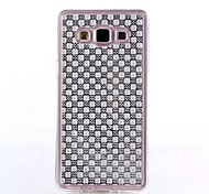 Diamond TPU following fashion for Samsung GALAXY E5 E7 J1 J5 J7