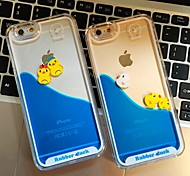 Moshuo™ Lovely Duck Back Cover for iPhone 6 (Random Color)