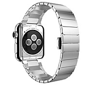 Hoco® Grand Series 2 Pointers Stainless steel Metal Soft Watchband for IWatch 38mm