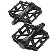 BaseCamp Slip-resistant Ultra-light MTB Cycling Bike Bicycle Aluminum Alloy Pedals - Black