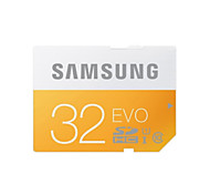 Samsung 32GB Clase 10 SD/SDHC/SDXCMax Read Speed48 (MB/S)Max Write Speed48 (MB/S)