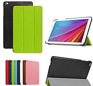 dengpin tablet pelle 9.6''pu copertura custodia protettiva con il basamento per Huawei onore nota t1-a21w (colori assortiti)