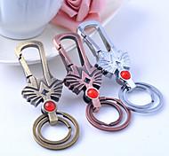 flip flops stainless steel useful key ring