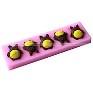 Il mio vicino Totoro forma fondente decorazione della torta muffa
