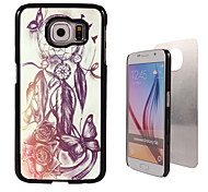 Dream Catcher Design Aluminum High Quality Case for Samsung Galaxy S6 Edge G925F