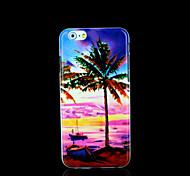 Palme Muster-Abdeckung für iPhone 6 für iphone 6