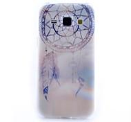 Campanula Pattern TPU Phone Case for Samsung Galaxy Core Prime G360 /G357/G850/J1/530/355H
