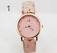Ladies' OK Literal Roses Fashion watches Cool Watches Unique Watches