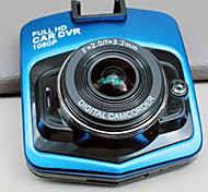 CAR DVD - 2048 x 1536 - con 1,0 MP CMOS - para G-Sensor/Detector de Movimiento/Gran Angular/HD