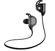 Generic In-Ear Stereo Sports/Exercise Bluetooth V4.1 Headphones - Black/White