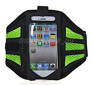 Waterproof Double Buckle Sports Armband for iPhone 5/4/4S (Assorted color)