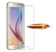 Ultra Thin 7H Optical Explosion proof membrane Soft TPU Screen  Flim Protector ForSamsung Galaxy S6 G9200 5.1 inch