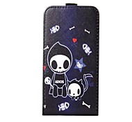 Love Baby PU Leather Printing Leather Upper And Lower Open with The Card for Galaxy J1