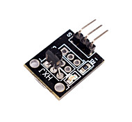 DIY DS18B20 Temperature Sensor Module for Arduino