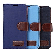 Custodia di cellulari alla moda cowboy pu pipi telefono per la galassia a5 (colori assortiti)