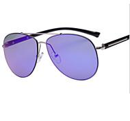 Sunglasses Men / Women / Unisex's Elegant / Modern / Fashion / Aviator Flyer Black / Gold Sunglasses Full-Rim