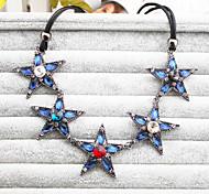 Fashion Star Crystal Bracelet