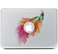 Color Tail Decorative Skin Sticker for MacBook Air/Pro/Pro with Retina Display