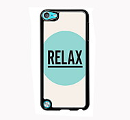 Relax Design Aluminum High Quality Case for iPod Touch 5