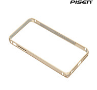 """Pisen Rounded Edge Clasp Design Ultra Slim Metal Bumper Frame 5.5""""for iPhone 6 Plus Gold"""