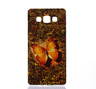 Mysterious Butterfly Pattern TPU Soft Case for Samsung Galaxy J5