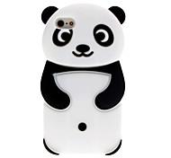 Teste padrão estilo dos desenhos animados Panda 3D para iPhone 5C