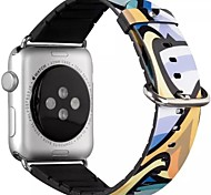 2015 Newest Hoco R Sport Band Fashion Abstract Watchband  for Apple Watch 38mm、42mm