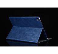 Schuster ultradünnen Flip intelligente Abdeckung Standdesign PU-Leder Tasche für Apple iPad mini 1/2/3 (Farbe sortiert)