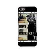 Make The Difference  Aluminum High Quality Case for iPhone 5/5S