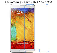 5PCS Ultra Thin HD Transparent Anti-Scratch Screen Protector Film For Samsung Galaxy Note3 Neo N7505