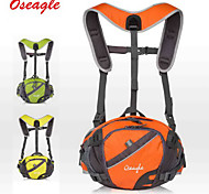 OSEAGLE 10L Big Capability Outdoor Cycling Hiking Travling Sport Waistbag Shoulder Bag
